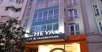 Cheya Residences Nisantasi Deluxe - Istanbul - Building