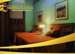 Hotel Santa Elena - El Fuerte - Bedroom
