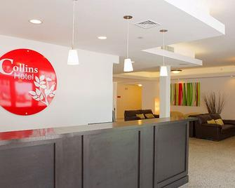 Collins Hotel - Miami Beach - Front desk