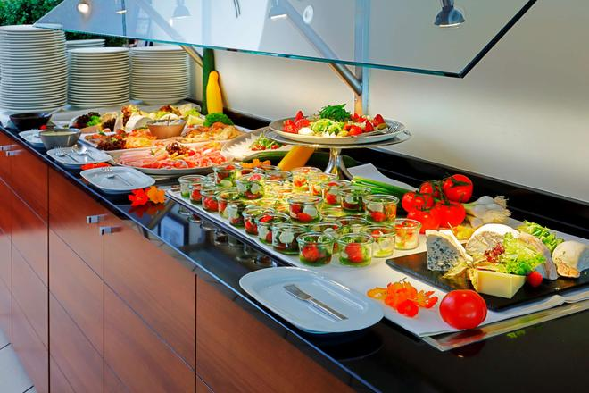 Best Western Premier IB Hotel Friedberger Warte - Frankfurt am Main - Buffet