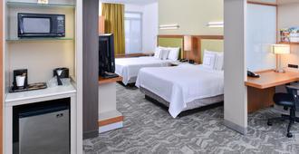 SpringHill Suites by Marriott Detroit Metro Airport Romulus - Romulus - Κρεβατοκάμαρα