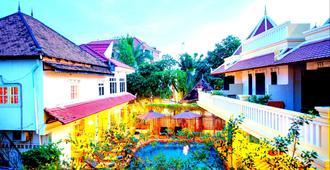 Residence Wat Damnak - Ciudad de Siem Riep - Vista del exterior