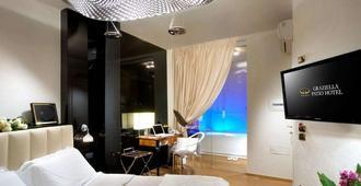 Graziella Patio Hotel - ארצו - חדר שינה