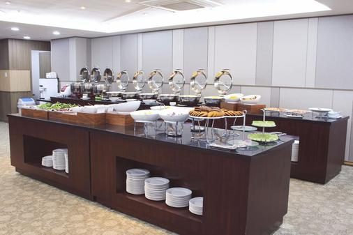 The Best Jeju Seongsan Hotel - Seogwipo - Buffet