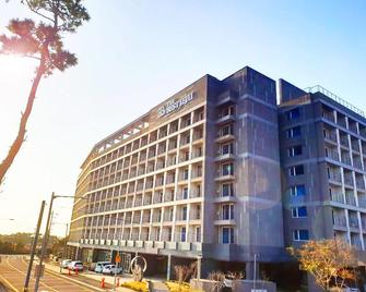 The Best Jeju Seongsan Hotel - Seogwipo - Building