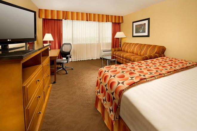ดรูรี อินน์แอนด์สวีทส์ สนามบิน - ฟีนิกซ์ - ฟีนิกซ์ - ห้องนอน