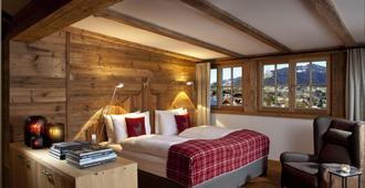 Hotel Kitzhof Mountain Design Resort - Kitzbühel - Bedroom