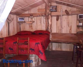 Hébergement de la Montagne St-Roch - Grandes-Piles - Bedroom