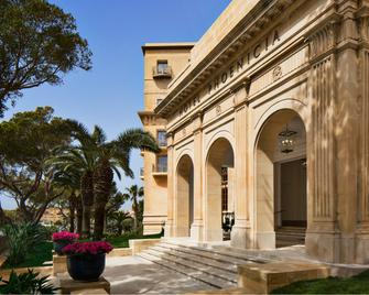 The Phoenicia Malta - Valletta - Gebäude