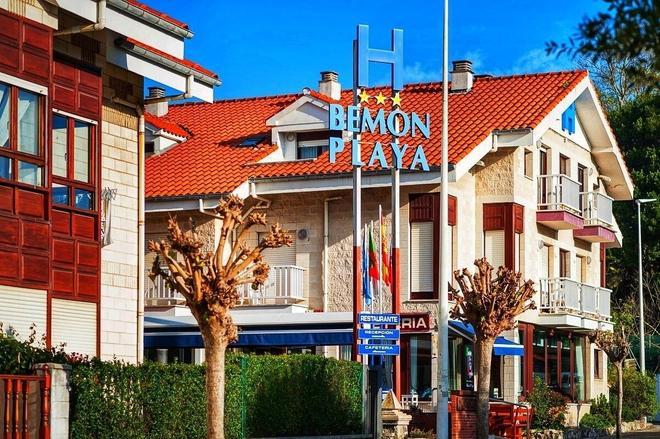 Hotel Bemon Playa - Somo - Edificio
