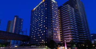 APA Villa Hotel Sendaieki-Itsutsubashi - Sendai - Edificio