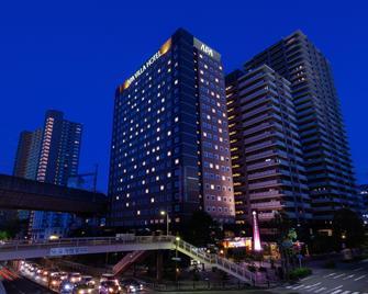 アパヴィラホテル〈仙台駅五橋〉 - 仙台市 - 建物