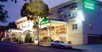Crest on Barkly - Melbourne - Bygning