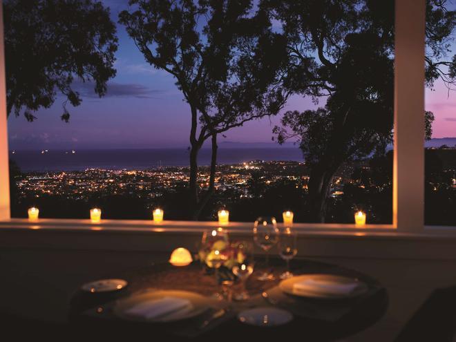 Belmond El Encanto - Santa Barbara - Ravintola