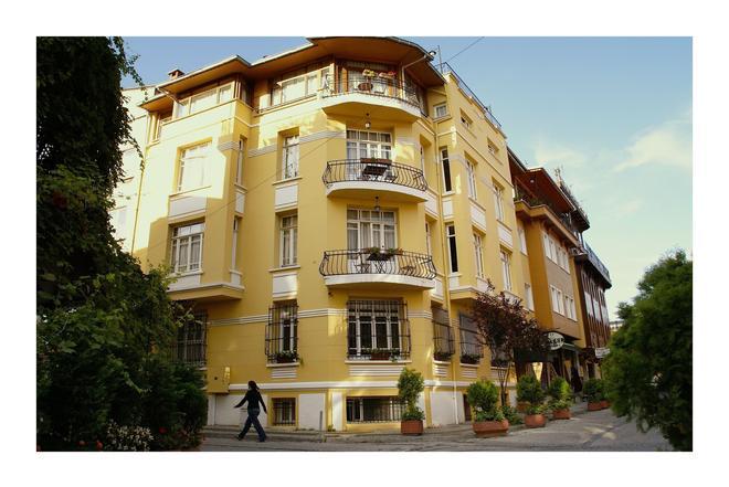 Hotel Uyan-Special Category - Istanbul - Rakennus