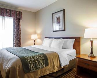 Comfort Inn and Suites Harrisonville - Гаррісонвілл - Спальня