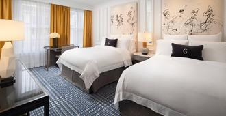 The Us Grant, A Luxury Collection Hotel, San Diego - San Diego - Bedroom