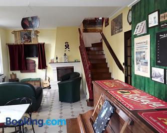 Le Repos du Marinier - Жіан - Living room