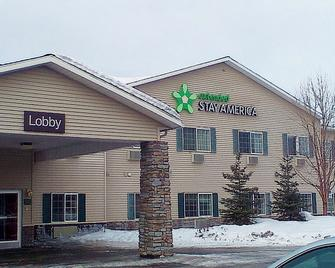 Extended Stay America - Fairbanks - Old Airport Way - Фейрбенкс - Building