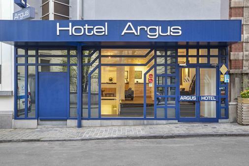 Argus Hotel Brussels - Bryssel - Rakennus