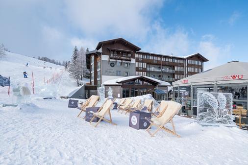 Hotel & Spa Wulfenia Kärnten - Hermagor