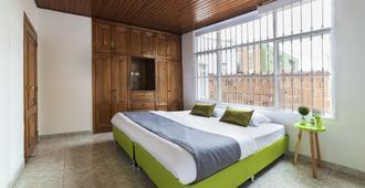 Ayenda 1052 Quintas De Normandia - בוגוטה - חדר שינה