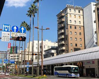 Apa Hotel Miyazakieki-Tachibanadori - Miyazaki - Outdoor view