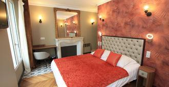 Hotel Excelsior Batignolles - Paris - Bedroom