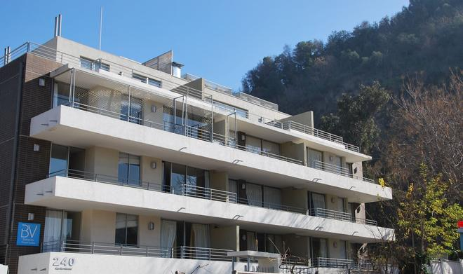 貝拉維斯塔旅遊套房 - 聖地亞哥 - 建築