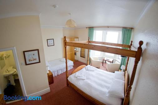 Queensbridge Hotel - Aberystwyth - Bedroom