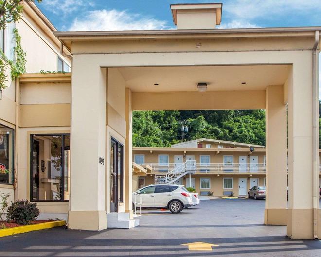 Rodeway Inn - Nashville - Edificio