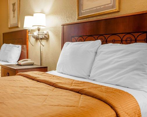 Rodeway Inn - Nashville - Phòng ngủ