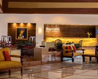 巴塞羅瓦圖爾科式酒店 - 華土哥 - 聖塔瑪麗亞華土哥 - 大廳