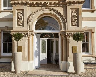 Lympstone Manor Hotel - Exmouth - Gebäude