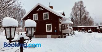 Prinsgården B&B rum stugor - Mora - Building