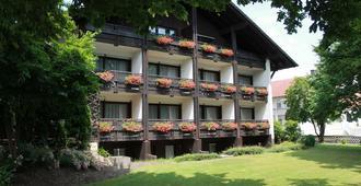 Hotel Garni Bellevue - Bad Füssing - Edificio
