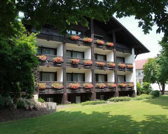 Hotel Garni Bellevue - Bad Fuessing - Κτίριο