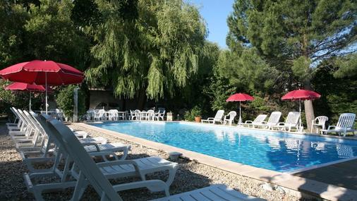 Hostellerie de la Source - Arles - Uima-allas