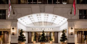 Grand Hyatt Washington - Washington - Toà nhà