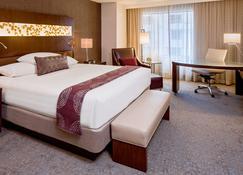 Grand Hyatt Washington - וושינגטון די.סי - חדר שינה