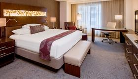 Grand Hyatt Washington - Washington - Camera da letto