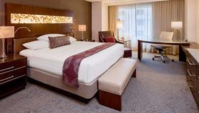 華盛頓君悅酒店 - 華盛頓 - 臥室