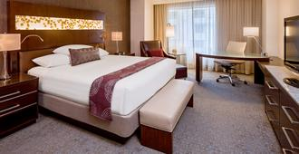 Grand Hyatt Washington - Washington D.C. - Slaapkamer
