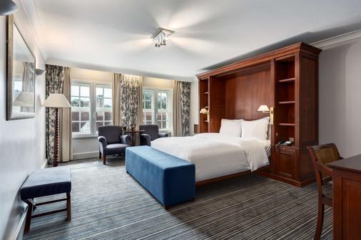 NH Brugge - Bruges - Bedroom