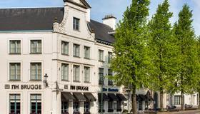 NH Brugge - Brugge - Rakennus