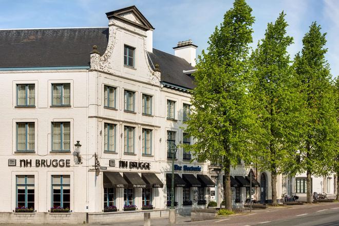NH Brugge - Brujas - Edificio