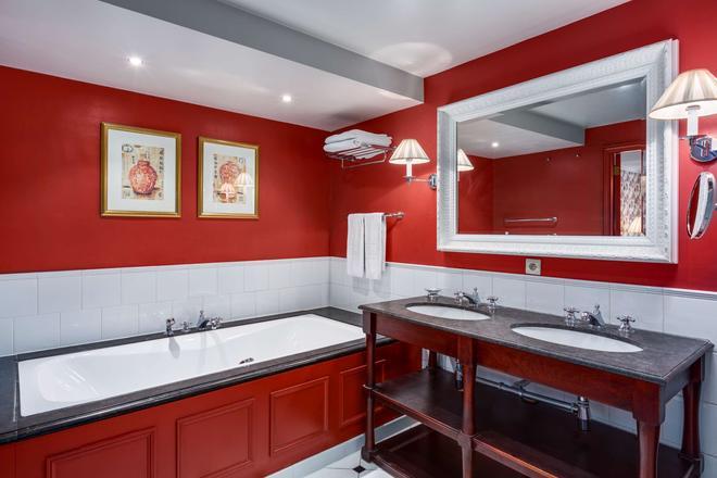 NH Brugge - Bruges - Salle de bain