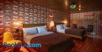 The Dive Motel & Swim Club - Nashville - Bedroom