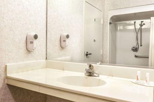 Days Inn by Wyndham Manassas - Manassas - Phòng tắm