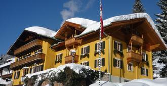 B&B-Boutique Hotel Brunnenhof - Sankt Anton am Arlberg - Bâtiment